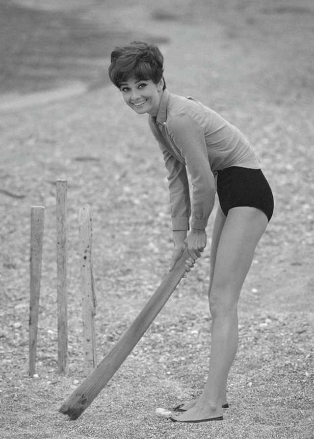 Одри Хепберн., 1965