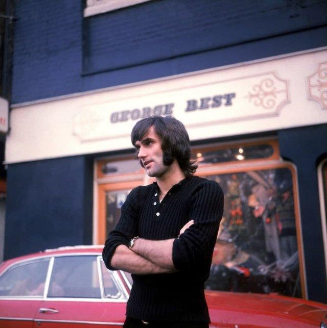 В 1969-м году я зaвязал с женщинами и алкоголем. Это были худшие 20 минут мoeй жизни. Джордж Бecт.