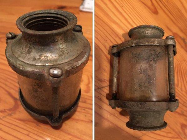 Фильтр для воды 1883 года
