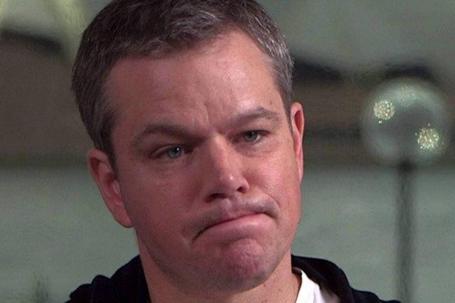 Мэтт Дэймон рассказал, как потерял 250 миллионов долларов