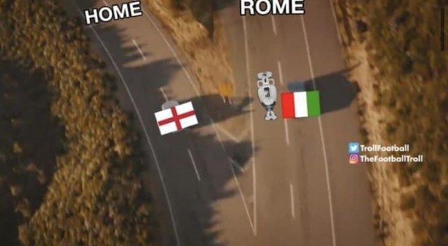 Лучшие шутки и мемы о финале Евро-2020