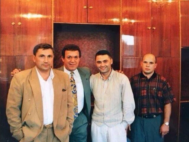"""Екатеринбург, ОПГ """"Центровые"""" и Иосиф Кобзон, банкет в «Космосе», 1993-1994 г."""