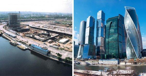 Деловой центр «Москва-Сити», Пресненская набережная, Москва