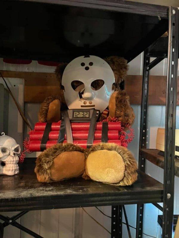 Будильник, обнаруженный на барахолке в Нью-Йорке