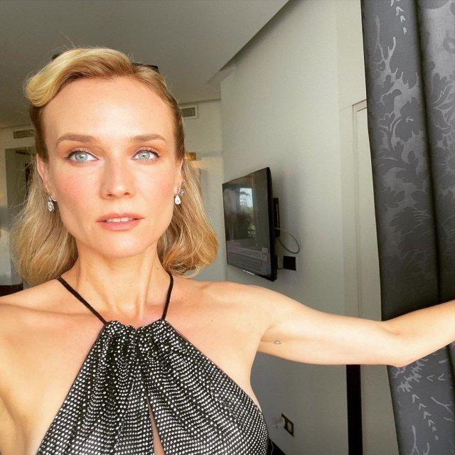 """Диана Крюгер - немецкая звезда, снявшаяся в """"Бесславных ублюдках"""" и """"Трое"""""""