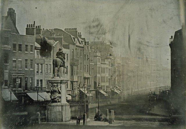 Лондон,1839 год