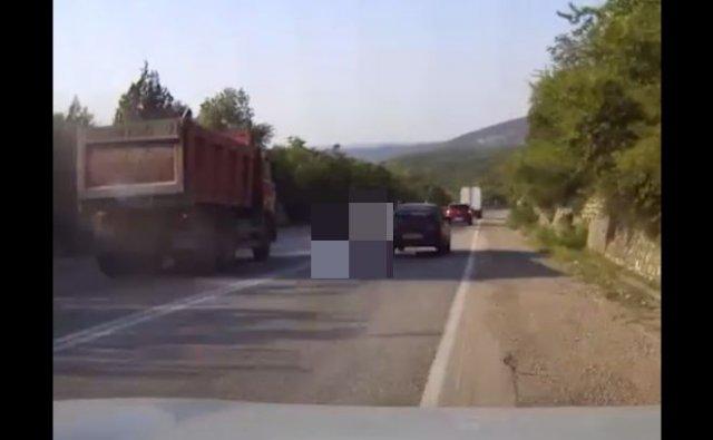 Серьезная авария на трассе Севастополь — Ялта с участием шести машин: 5 погибших, 9 пострадавших