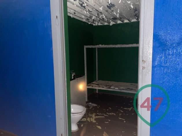 В Ленинградской области журналисты нашли частную тюрьму с крематорием