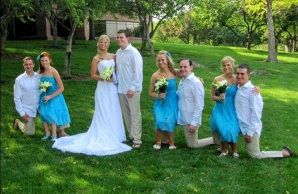 Подружки невесты явно скрывают своё хоббитское происхождение