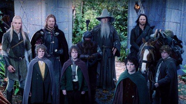 Актёры из «Властелина колец»