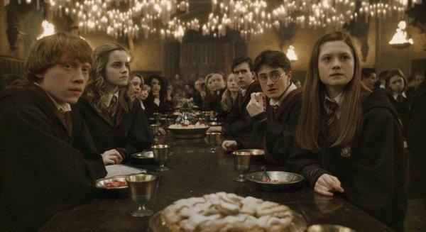 Герои «Гарри Поттера» на вечере встречи выпускников