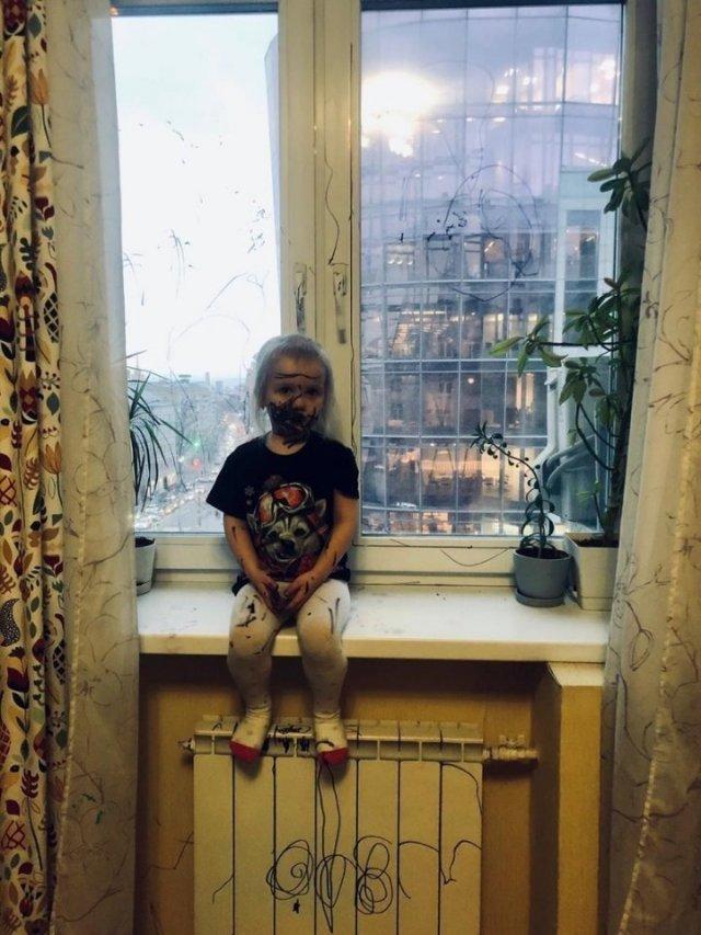 """Шутки и истории про """"яжматерей"""", детей и семейные отношения"""