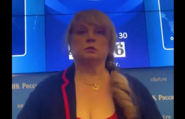 Глава ЦИК Элла Памфилова рассказывает о том, что гордится своей работой