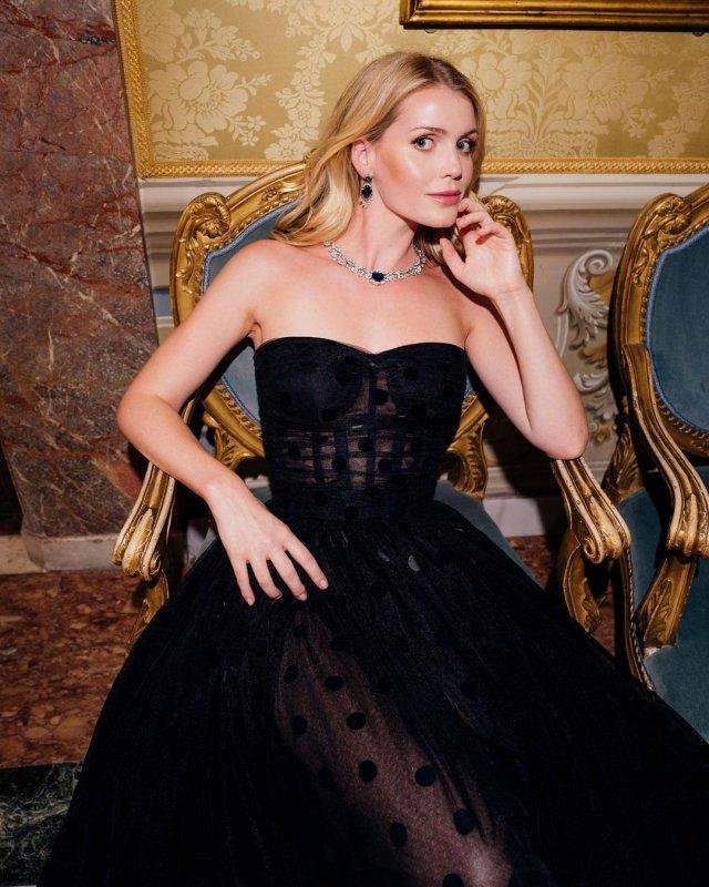 Племянница принцессы Дианы Китти Спенсер осуществила мечту
