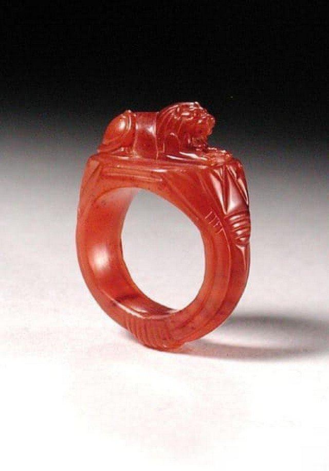 Дрeвнеегипетское кольцо, 1550-1292 гг. до н. э.