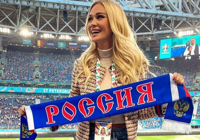 Виктория Лопырева: модель, мать и посол FIFA