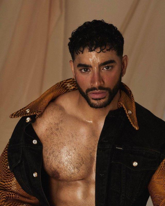 Лейт Эшли: брутальный мужчина-модель, который имеет небольшой секрет