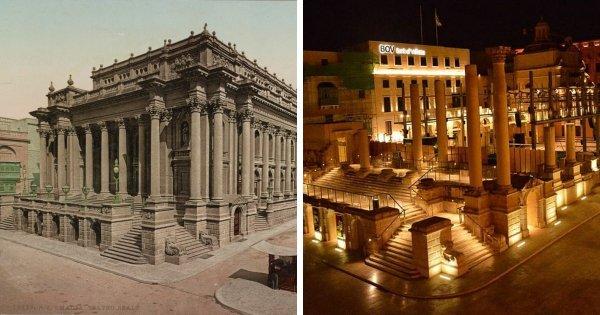 Королевский оперный театр в Валетте, Мальта