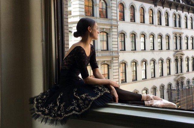 Мелани Хэмрик - балерина и жена Мика Джаггера из Rolling Stones