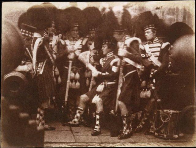 Подборка интересных черно-белых фотографий прошлого