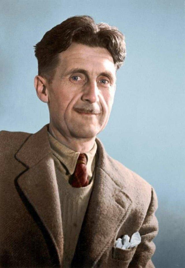 Джордж Оруэлл, 1948 год