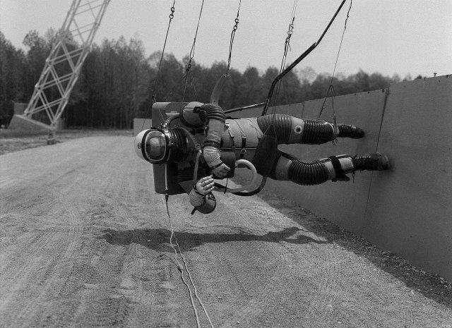 Симулятор невесомости программы «Аполлон», США 1965 год.