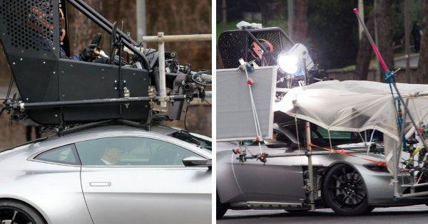 Как снимают актёров в сцене езды в авто
