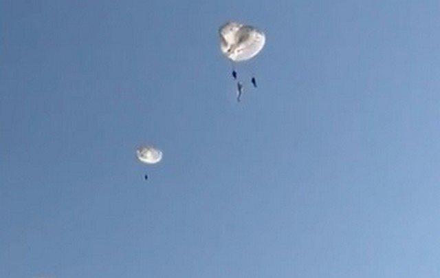 Страшный сон парашютиста
