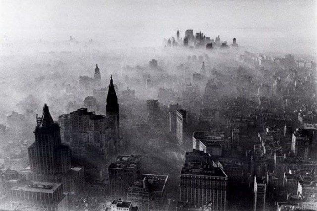 До создания Агентства по охране окружающей среды в 1970 году крупные города в США утопали в смоге.