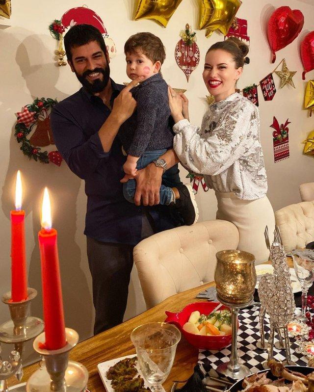 """Фахрие Эвджен - ревнивая жена звезды сериала """"Великолепный век"""" Бурака Озчивита"""
