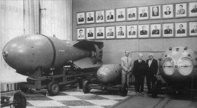 Музей ядерного оружия, г. Саров, 1993 год, Россия
