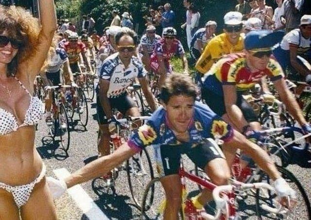 Однажды на Тур де Франс, 1994 год.