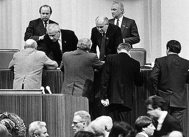 25-26 июля 1991 года - последний пленум ЦК КПСС