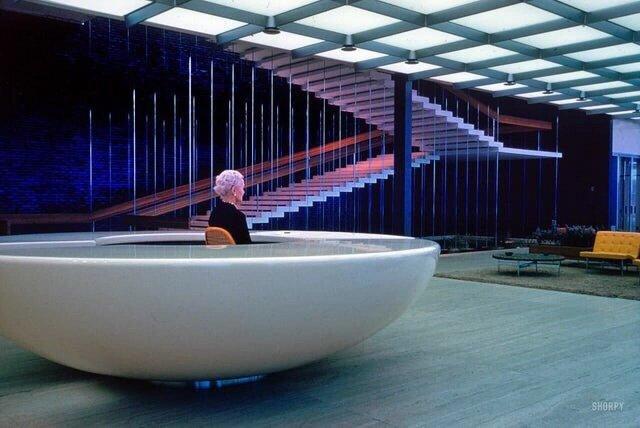 Технический центр General Motors. 1965 год