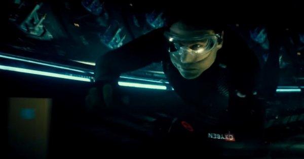 Том Круз научился задерживать дыхание под водой на 6 минут во время съёмок фильма «Миссия невыполнима: Племя изгоев» (2015)