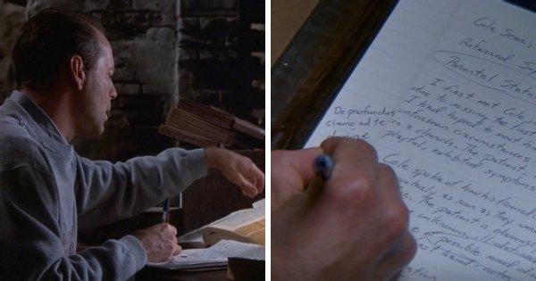 Левша Брюс Уиллис стал амбидекстром для фильма «Шестое чувство» (1999)