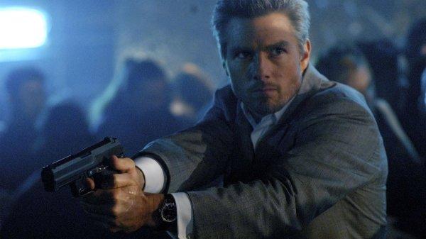 Том Круз тайно работал курьером службы доставки FedEx, готовясь к фильму «Соучастник» (2004)