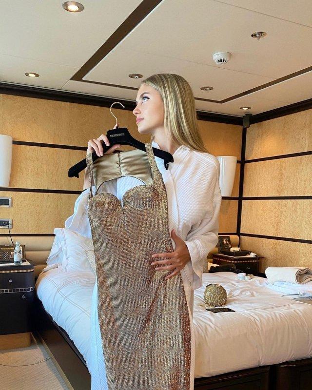 Лени Клум - дочь супермодели Хайди Клум, которая не уступает в красоте звездной маме