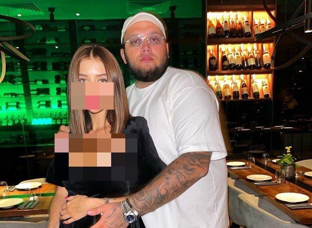 Рэпер Kyivstoner и его девушка Алина, которая вскоре родит музыканту ребенка