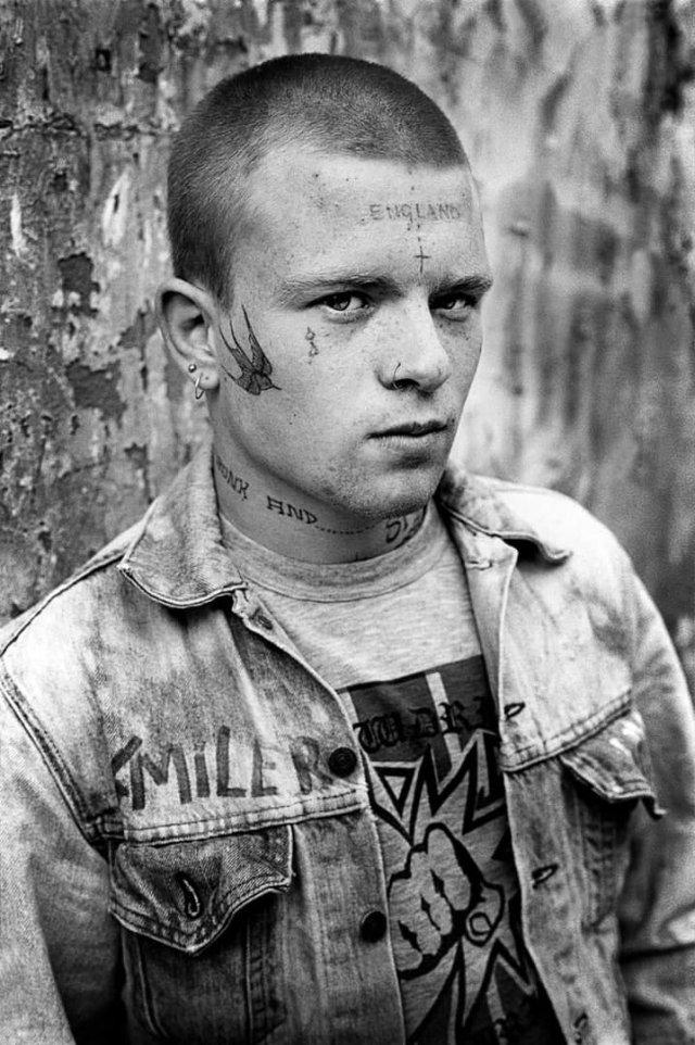 Скинхед, Англия, 1984 год.