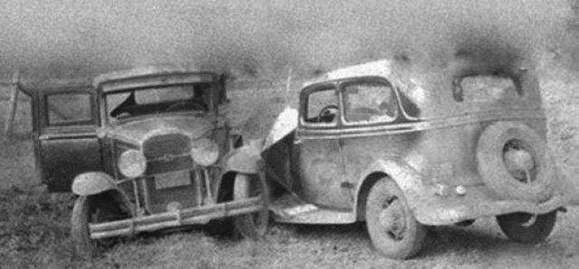 В 1895 году в штате Огайо столкнулось два автомобиля. Странность этого случая в том, что в те годы автомобильная промышленность только набирала обороты и во всем штате Огайо было всего два автомобиля.