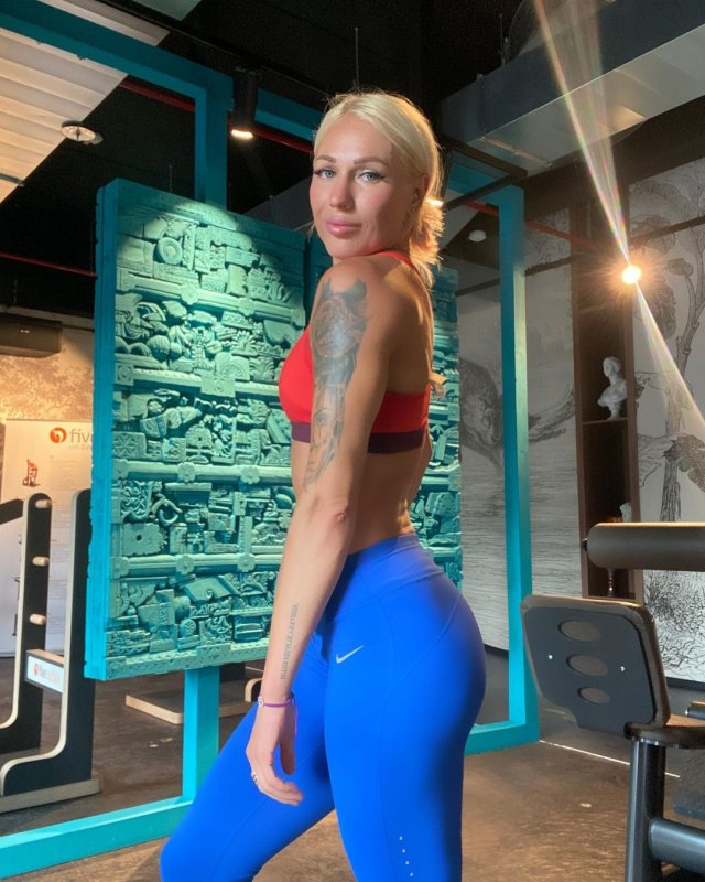 Яна Максимова заявила, что не вернется в Белоруссию после скандала с Кристиной Тимановской