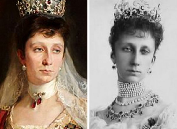 Мария Луиза Бурбон-Пармская, княгиня Болгарии (1870–1899 гг.)