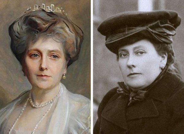 Беатриса Великобританская, пятая дочь королевы Виктории (1857–1944 гг.)