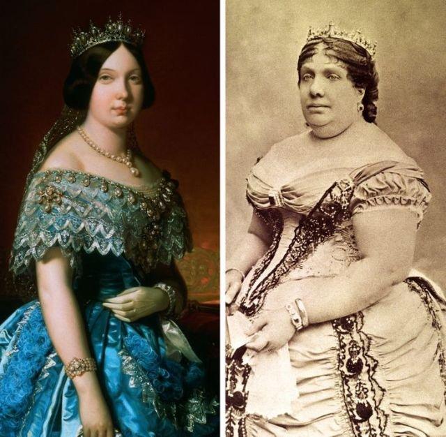 Изабелла II, королева Испании (1830–1904 гг.)