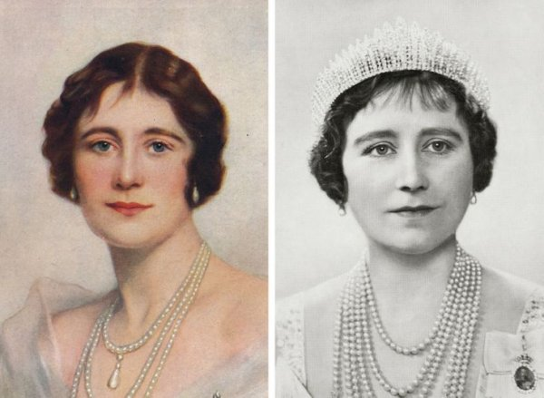 Елизавета Боуз-Лайон, мать королевы Елизаветы II (1900–2002 гг.)