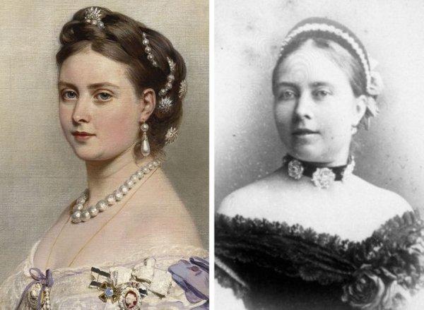 Виктория Саксен-Кобург-Готская, императрица Германии (1840–1901 гг.)