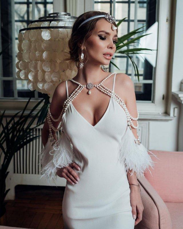 Наталья Горчакова - бывшая жена Стаса Пьехи, которая борется за честь сына Пети