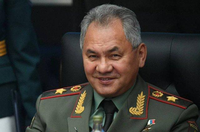 Министр обороны Сергей Шойгу предложил перенести столицу в Сибирь