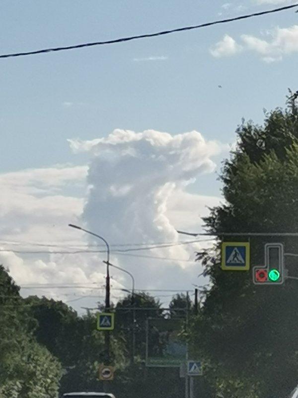 Облако-дракон